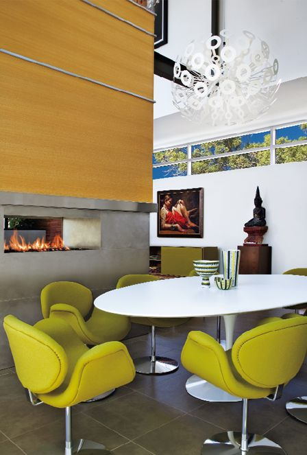 Mid Century Modern In Denver From Luxe Interiors Design