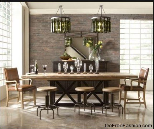 industrial kitchen table industrial design