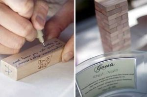 Guestbook idea by Ilse