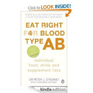 Easy blood type a recipes
