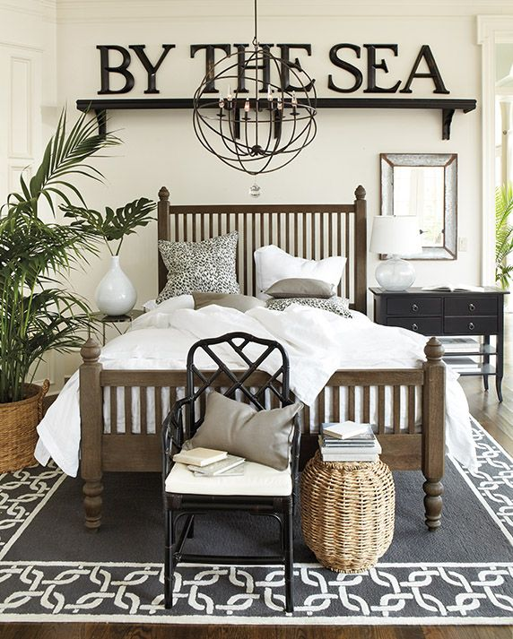 Copy this look a nautical inspired bedroom for Nautical bedroom ideas