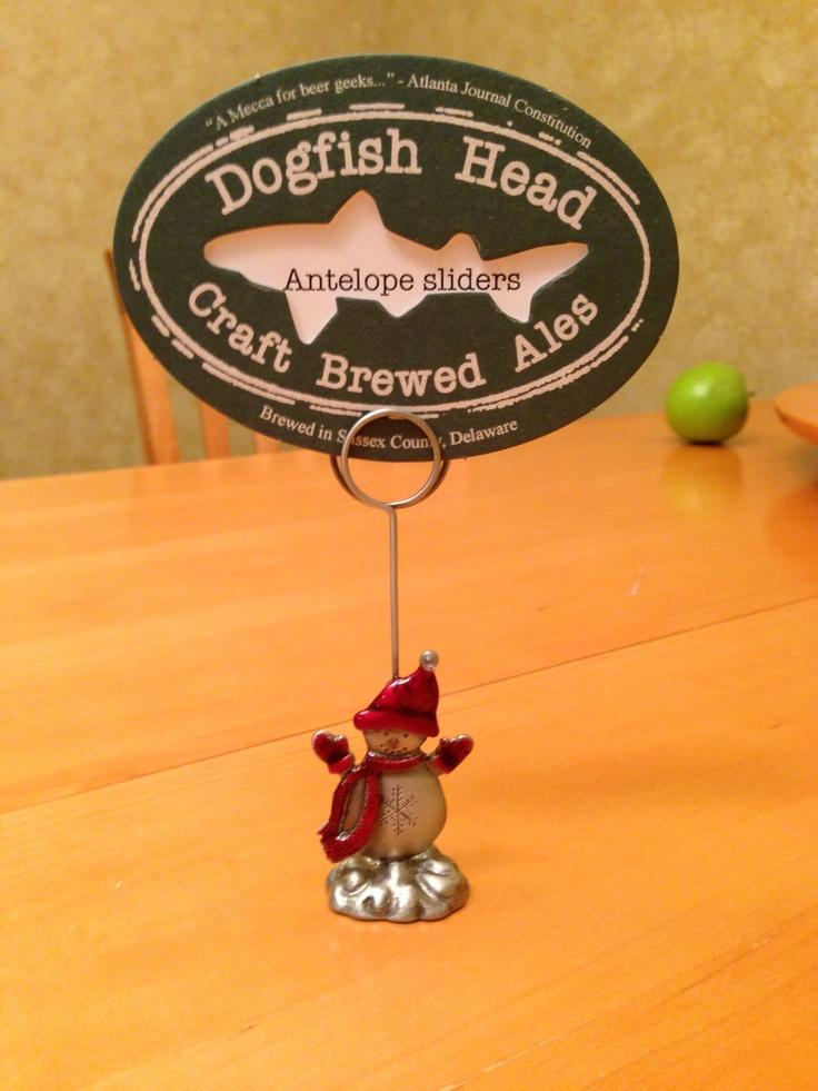 Dogfish head wedding
