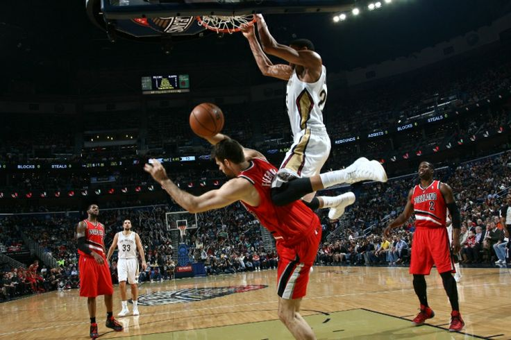 13 Pelicans vs Blazers | THE OFFICIAL SITE OF THE NEW ORLEANS PELICANS