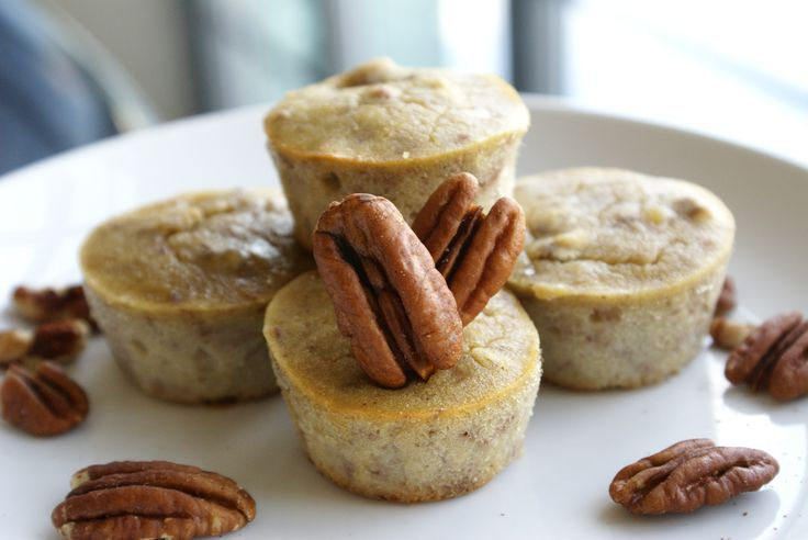 Banana Nut Muffins | Breakfast Ideas | Pinterest