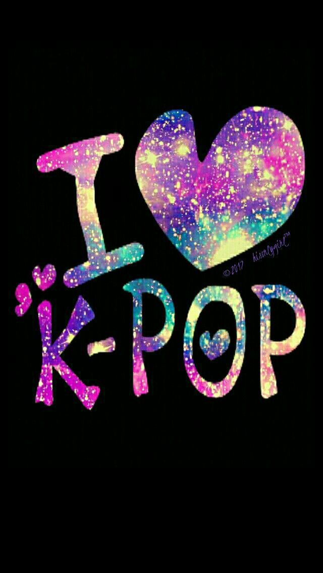 I Love Kpop Wallpaper Hd Floweryred2com