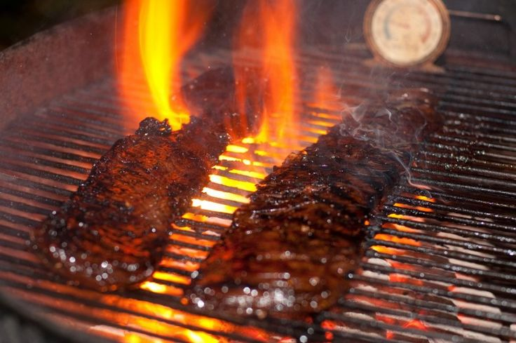 Perfect Grilled Skirt Steak Recipe | Food Republic