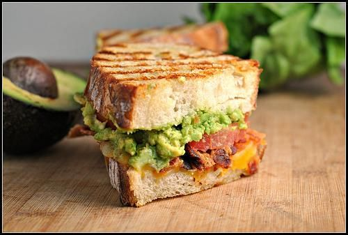 Ultimate BLT Grilled Cheese! | Grilled Cheese | Pinterest