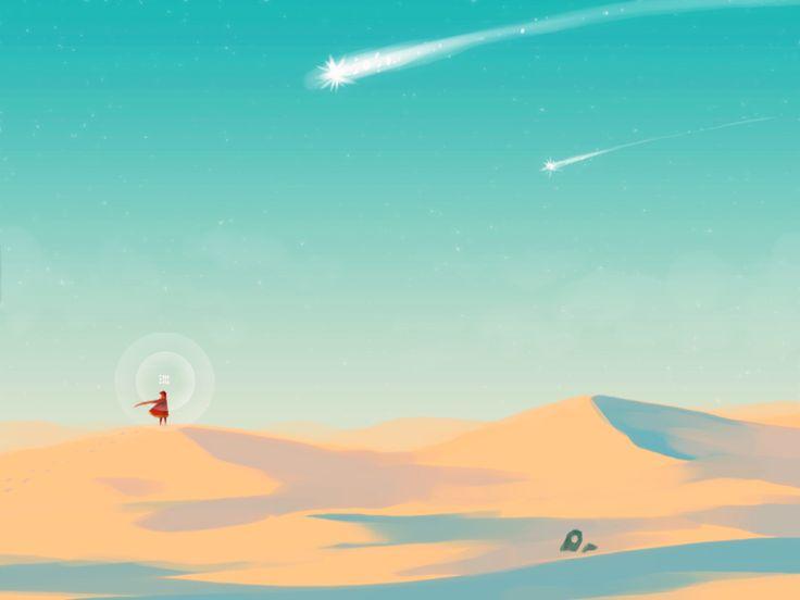 journey game art wallpaper - photo #12