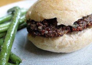 Quinoa and Zucchini Burger | Recipes to Try | Pinterest