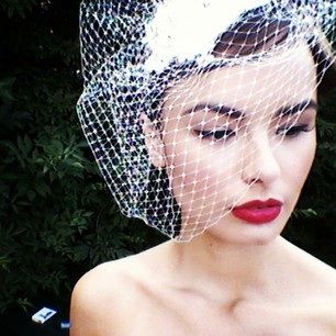 Vintage Wedding Makeup Suggestions : Pinterest: Discover and save creative ideas