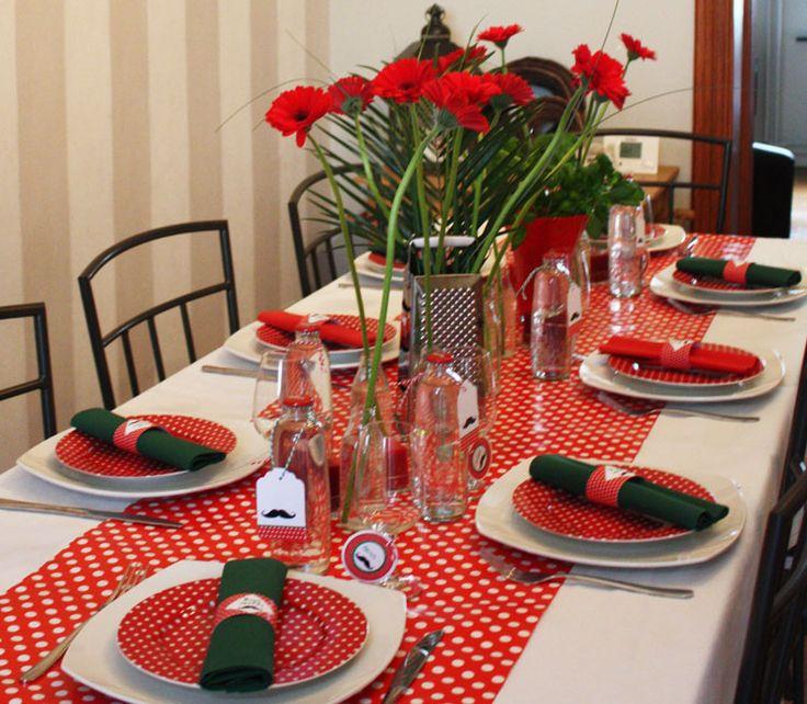 Italian party pizza italian party idea 39 s pinterest for Italian party