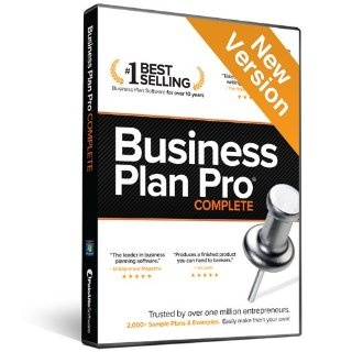 Business Plan Pro Complete Traditional Disc by Office Depot ...