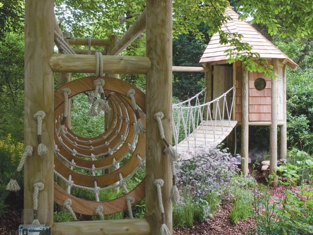 TreeHouse Children's Play Area