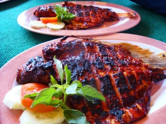 Grilled Red Snapper | Seafood | Pinterest