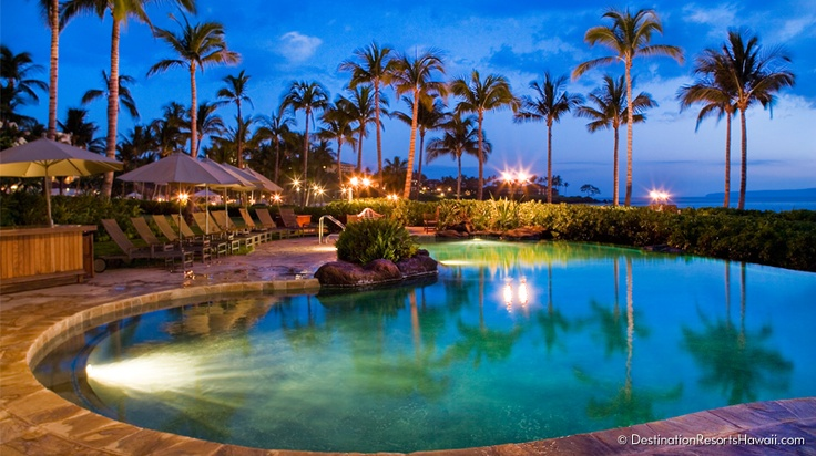 Pin by luxury travel on luxury hotels living in your for Best luxury hotels in maui
