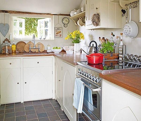 English Cottage Kitchen Comfy Cozy Cottages Pinterest