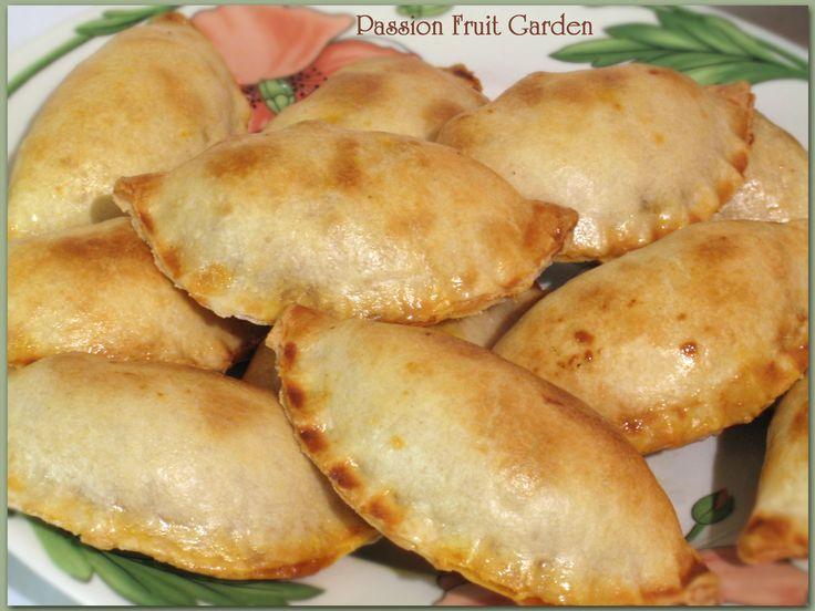 spicy pork empanaditas | Favorite Recipes | Pinterest