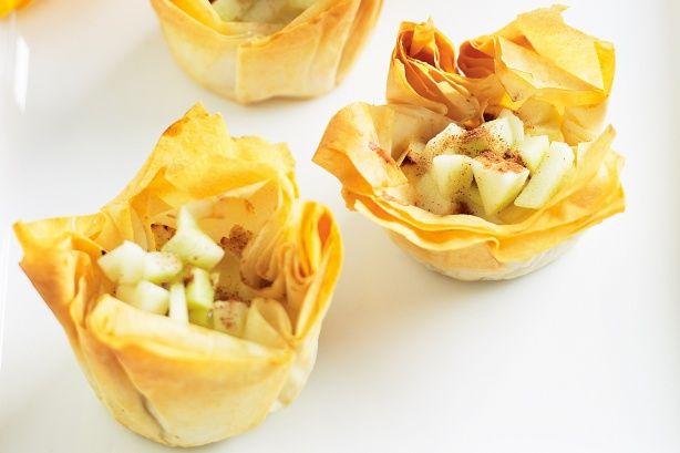 Apple custard tarts diabetic friendly | Recipes | Pinterest