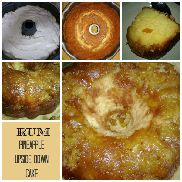 Rum Pineapple Upside Down Cake | Suite EATS | Pinterest