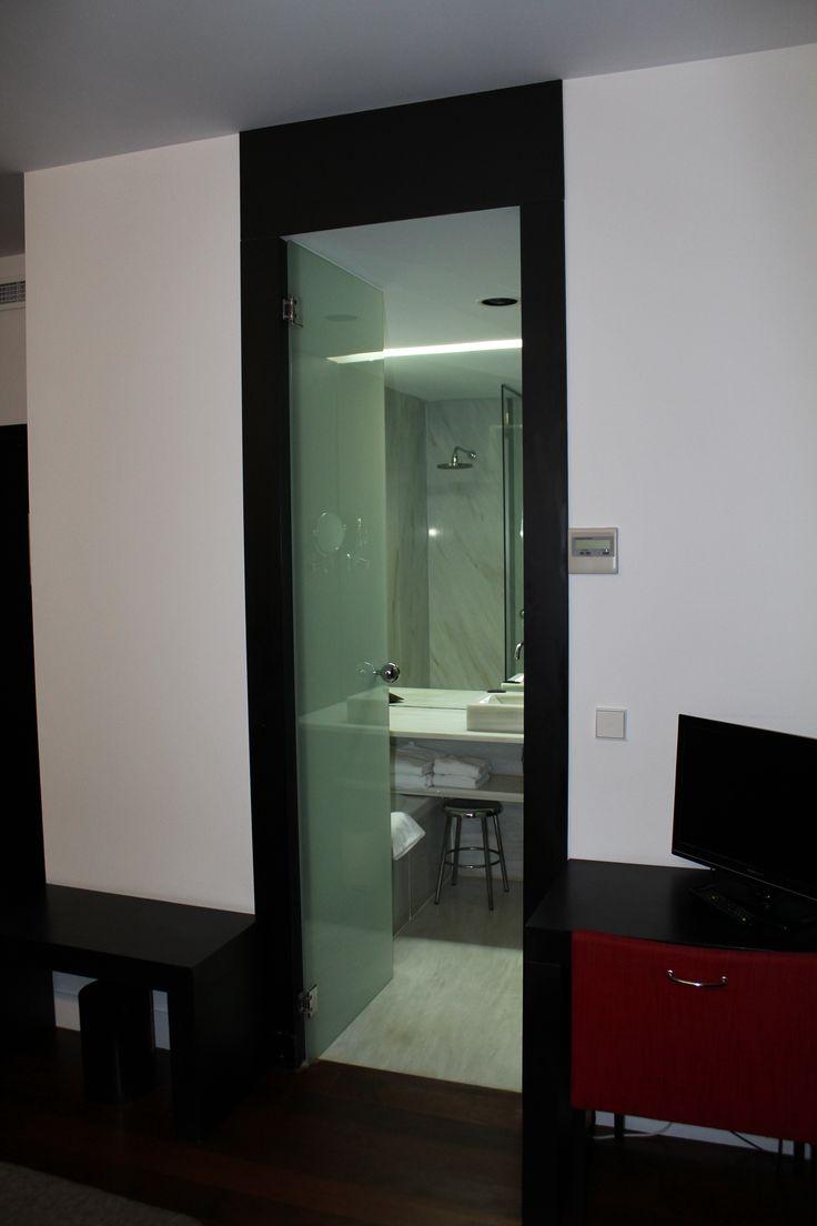 Puertas De Baño Templadas:imagen puerta de baño