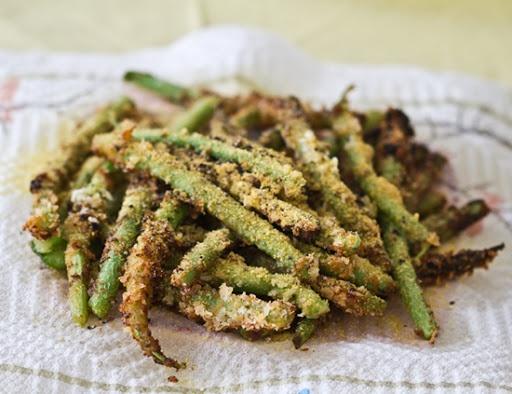 Panko Crispy Green Bean Fries | Yummy Recipes | Pinterest