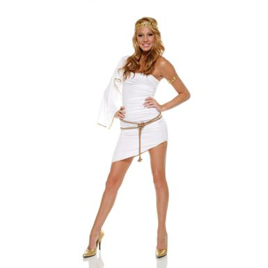 Diy greek goddess costume halloween costumes pinterest