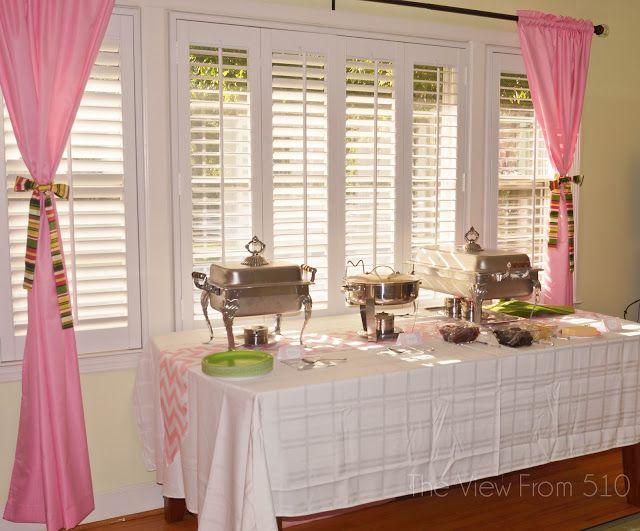 wedding brunch decorating ideas for buffet pinterest