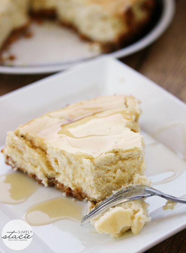 Maple Cheesecake Recipes — Dishmaps