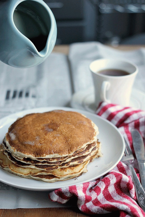 Ingredient Classic Pancakes | Recipe