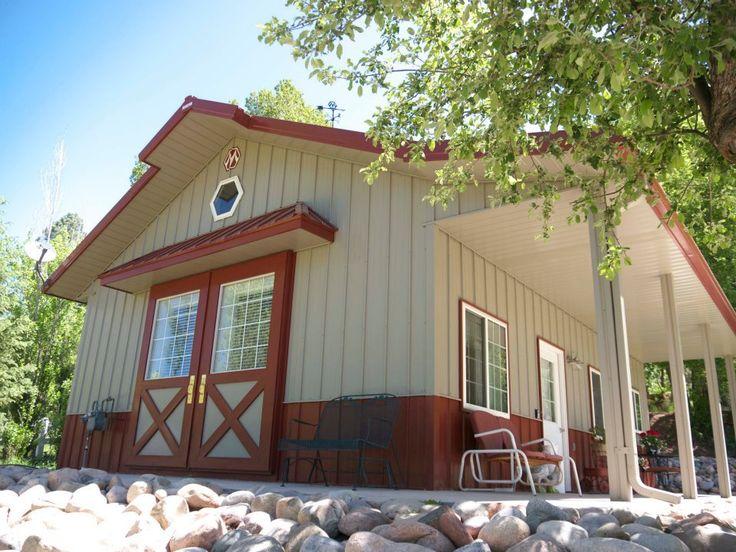 Rod 39 s cabin morton buildings 3701 cabin in the woods for Morton building cabin