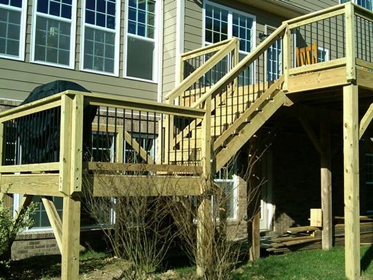 Multi Level Deck New Home Ideas Pinterest