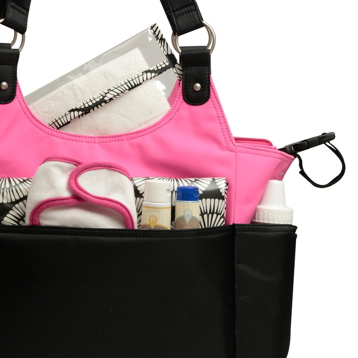 everyday tote diaper bag. Black Bedroom Furniture Sets. Home Design Ideas