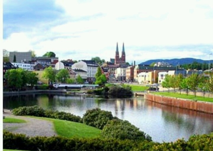 Skien Norway  city images : Skien, Norway, the town where I spent my childhood years...