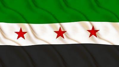 all arab flags