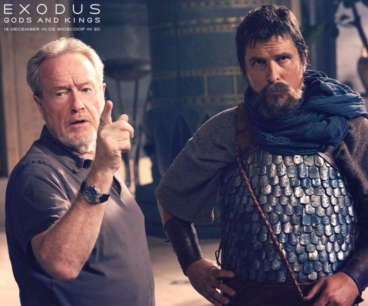 Exodus: Gods and Kings Official Trailer #1 (2014