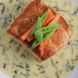 Chive butter sauce recipe | Sauces | Pinterest