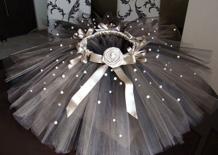 Фатиновая юбка своими руками для девочки