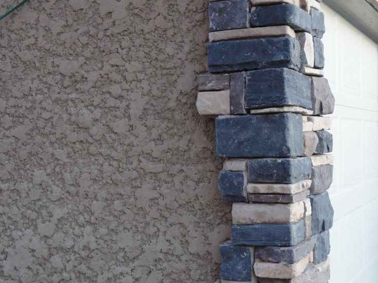 how to install stone veneer on the front exterior of your