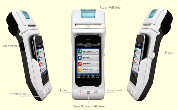 credit card iphone reader