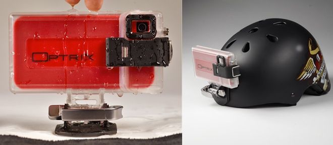 This case turns your iPhone into a sports camera