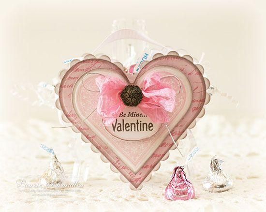 valentine heart box craft