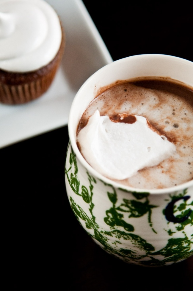 chai spiced cocoa | Fall Food | Pinterest