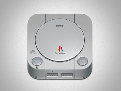 iOS icon Playstation one
