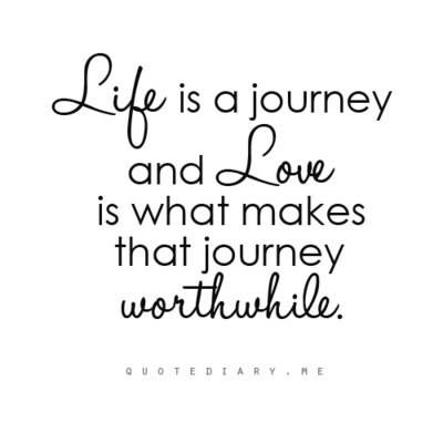 Life is a journey essay