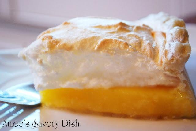 Amee's Savory Dish: Orange Meringue Pie- Project Vintage Recipes ...