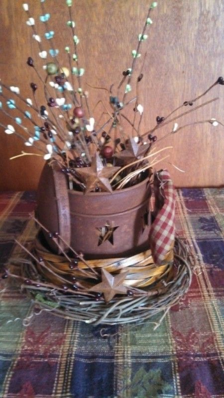 Primitive Country Home Decor