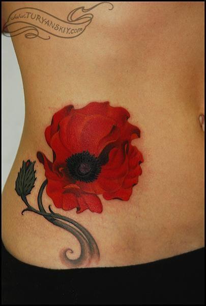 opium poppy tattoo - Google SearchOpium Tattoo