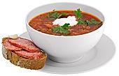 Ukrainian Red Borscht Soup | Recipes of Interest | Pinterest