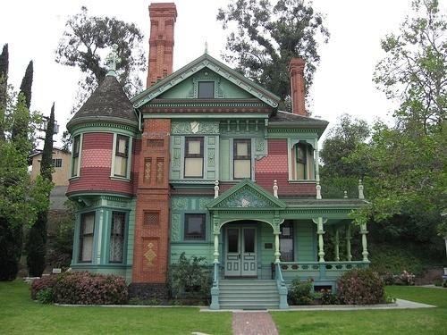 Victorian homes portland portland homes gardens for Home designers portland oregon