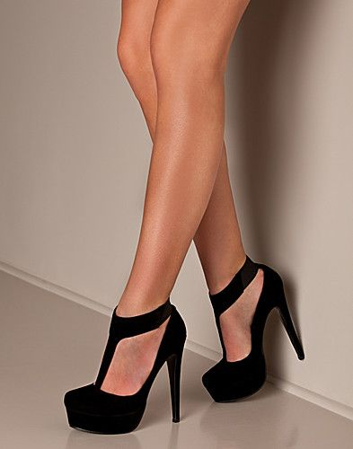 T-Strap heels / Nelly